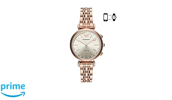 Emporio Armani Smartwatch ART3026: Amazon.es: Relojes
