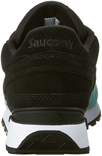 Saucony Shadow Original, Color: Blk/Mnt, Size: 46 EU (12 US / 11 UK)