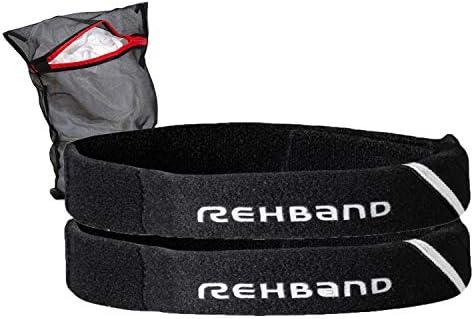 Rehband UD Knee Strap Knieband Patellasehnenbandage Unisex inkl. Ziatec Wäschenetz