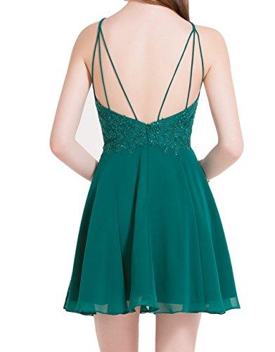Spitze Damen Neu La Abendkleider Braun Attraktive Kleider Festlichkleider Linie 2018 Promkleider Braut A mia Cocktailkleider tnfqa