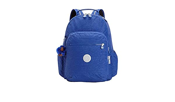 Amazon.com | kipling SEOUL GO Large Backpack Cobalt Flash | Casual Daypacks
