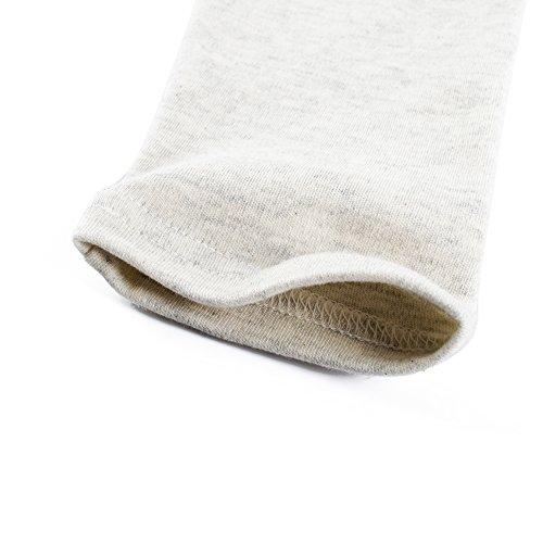 Big Elephant Baby Boys 1 Piece Long Sleeve Romper Pajama Clothes (H12-80) 3-6 Months Grey