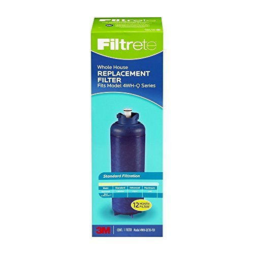 Filtrete 4WH-QCTO-F01 High Performance Whole House Replacement Filter