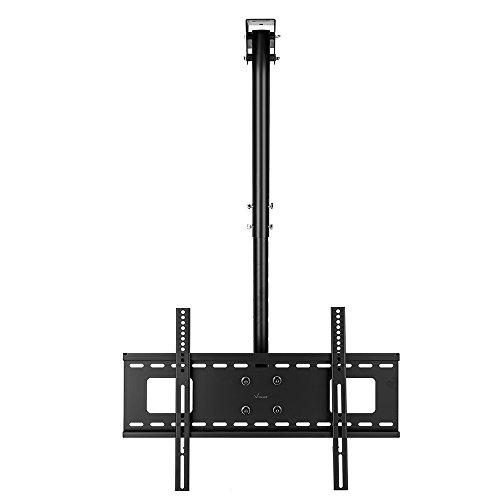 Ceiling TV Bracket Mount Tilt Swivel For Most 32-65 inch Samsung Sony LG...