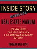 Inside Story : Official Real Estate Manual, Nash-Price, Barbara and Nash, Mark, 0324140568