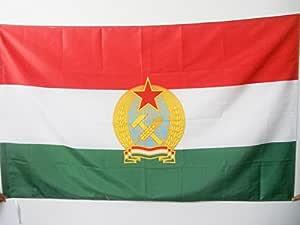 AZ FLAG Bandera de la REPÚBLICA Popular DE HUNGRÍA 1949-1956 ...
