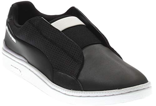 PUMA Womens Alexander McQueen Brace Low Femme Casual Sneakers, Black, 7.5