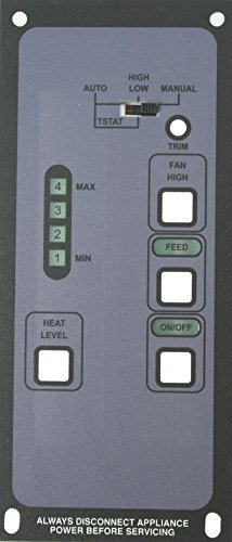 affordable BOSCA SPIRIT / SOUL 4-LEVEL Pellet Stove Digital Control Replacement - Brand New Direct From Manufacturer