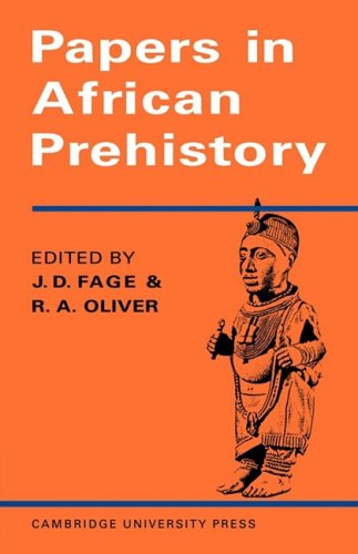 papers-in-african-prehistory