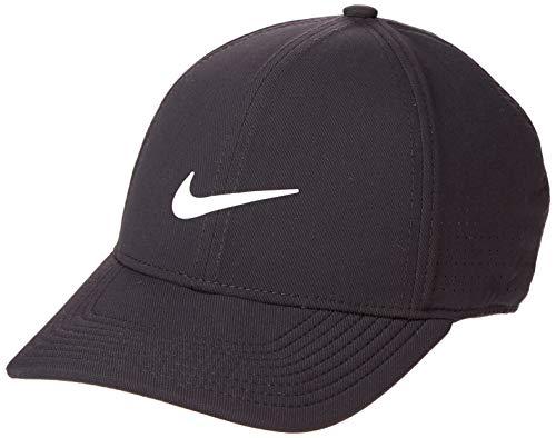Nike AeroBill Legacy 91 Performance Statement Golf Cap 2018 Black/Anthracite/Anthracite/White Large/X-Large