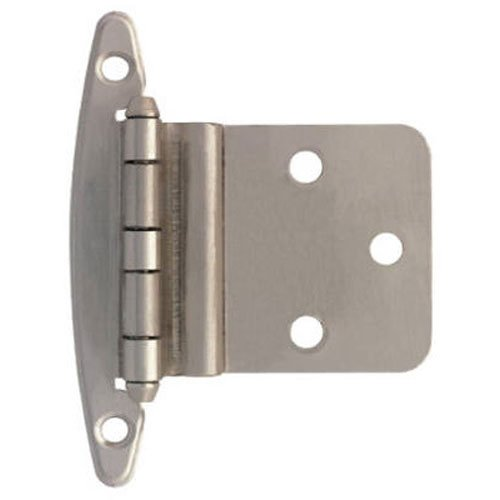 Liberty H00930L-SN-U1 3/8-Inch Inset Hinge without Spring, 10-Pack (Hinges Liberty Cabinet)