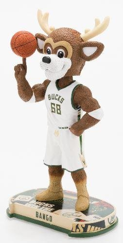 Milwaukee Bucks Mascot Milwaukee Bucks Headline Special Edition Bobblehead
