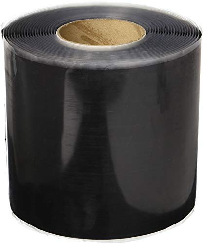 Aquascape EPDM Liner Seam Cover Tape, One-Sided, 6-Inch by 25-feet, PRO Grade, Black | 22003 ()