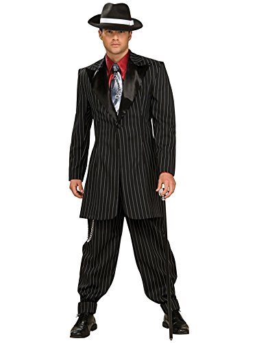 Rubie's Men's Swankster Costume, As Shown, -
