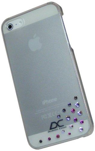 Diamond Cover 305088 Comet Case Schutzhülle mit Kristallen von Swarovski für Apple iPhone 5/5S