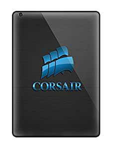 New Archerfashion2000 Super Strong Round Corsair2 Tpu Cases Covers For Ipad Air