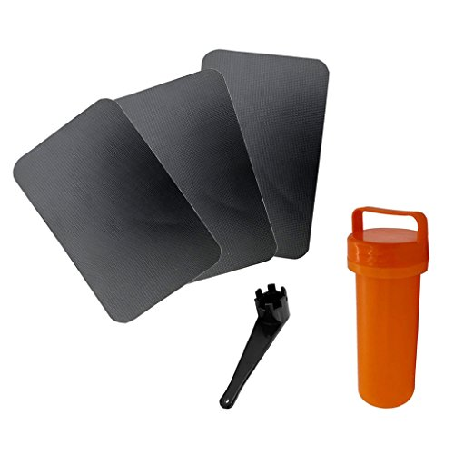 Fityle Inflatable Kayak Boat Dinghy Rib Canoe Waterproof PVC Special Repair Patch Kit 20 x 13cm Container Bucket -  5884cd4cb8e8c12dcd02fdb6f4eb6e7b