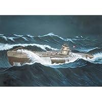 Revell 05015 U-Boat Tipo VIIC - Maqueta