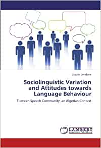 Sociolinguistic in algeria summary