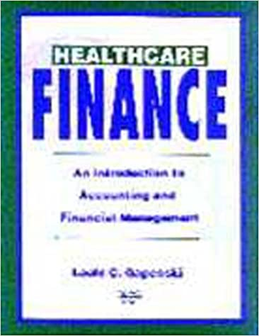 Healthcare finance an introduction to accounting and financial healthcare finance an introduction to accounting and financial management louis c gapenski 9781567930900 amazon books fandeluxe Images