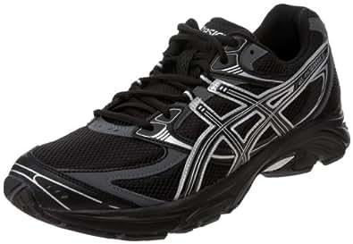 ASICS Men's GEL-Kanbarra 6 T138N.9099 Running Shoe,Black/Onyx/Charcoal,6 M US