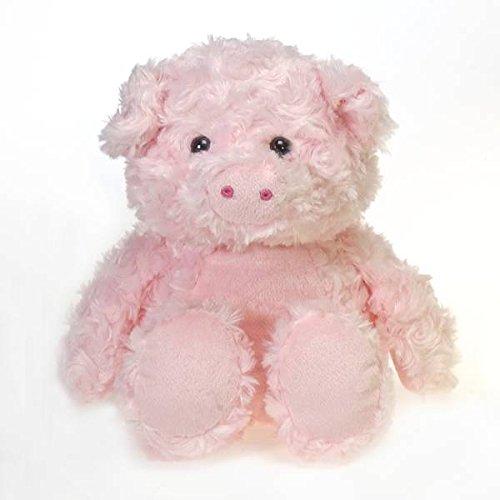 Bean Bag Pigs (Fiesta Toys Pink Bean Bag Pig Plush Stuffed Animal Toy - 13