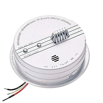 Kidde hd135 F detector de calor con batería de respaldo Lot de 4
