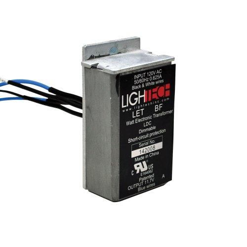 Nora Lighting NET-060-BF 60W Lightech Electronic Transformer Bottom Feed