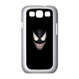 Samsung Galaxy S3 9300 Cell Phone Case White Venom (2) GY9043343