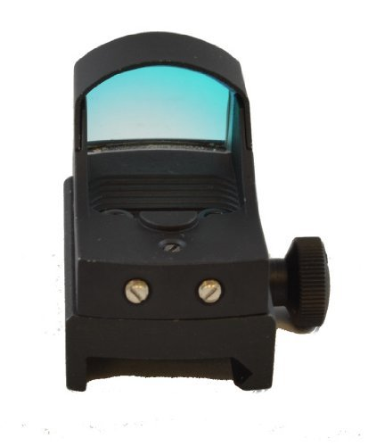 UTAC Sensor Tactical Micro Compact Mini Open Reflex Red Dot Sight with Automatic Reticle Brightness Control for Pistol / Rifle / Shotgun by UTAC (Image #1)