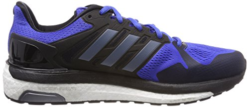 adidas Supernova St M, Scarpe Running Uomo Blu (Hi-res Blue S18/Raw Steel S18/Hi-res Red S18)