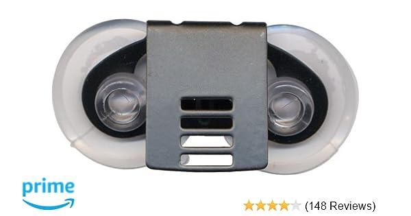 Car Dash Windshield Mount Plate Automotive Radar Detector Holder Hook Loop Stand