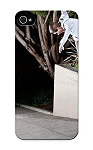 Case Provided For Iphone 5/5s Protector Case Skateboard Skateboarding Skate Phone Cover With Appearance