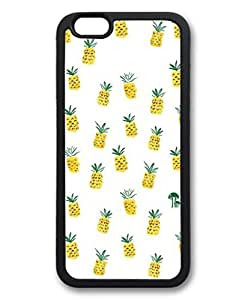 iPhone 5C Case, iCustomonline Pineapple Back Case Cover for iPhone 5C