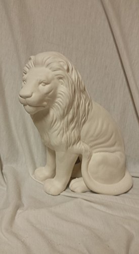 Sitting King Lion 8
