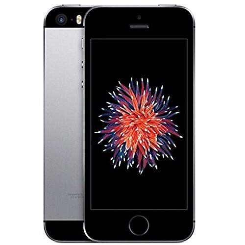 Apple iPhone SE, GSM Unlocked, 32GB - Space Gray (Renewed) by Apple
