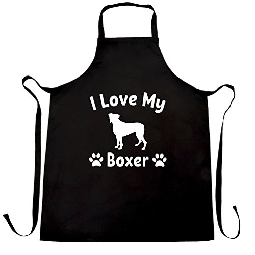 Lover Gift Cute Adorable Apron (Cotton Heavyweight Boxers)