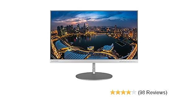 Lenovo Monitor, L24q 23 8-Inch Monitor, QHD Resolution, 16:9 Widescreen,  65D2GCC3US