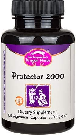 Dragon Herbs Protector 2000 – 500 mg -100 Capsules