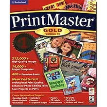 PrintMaster Gold 16
