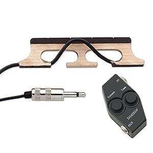 Shadow Electronics SH-930 String Banjo Bridge with Piezo Pickup