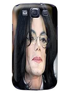 Faustino Olea The best selling tpu phone cose cover with illustration for Samsung Galaxy s3 (Michael Jackson)