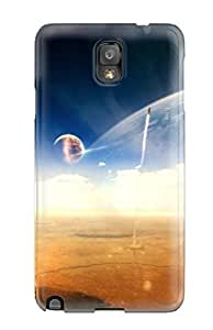 Faddish Phone Part Of Star Trek Case For Galaxy Note 3 / Perfect YY-ONE