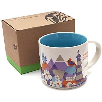 Amazon Com Starbucks New Orleans Ceramic Coffee Mug You