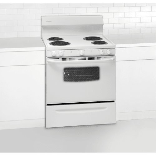 Frigidaire FFEF3009PB 4.2 Cu. Ft. Freestanding Electric Range Black