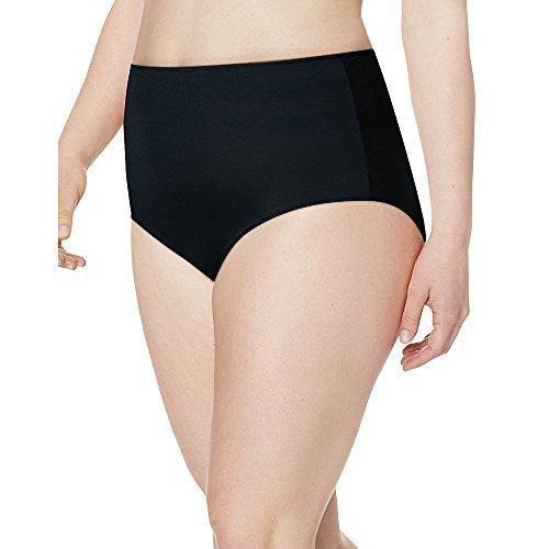 Just My Size Pocket 5 (Just My SizeCool Comfort153; Women's Microfiber Brief Panties — 5-Pair Pack)
