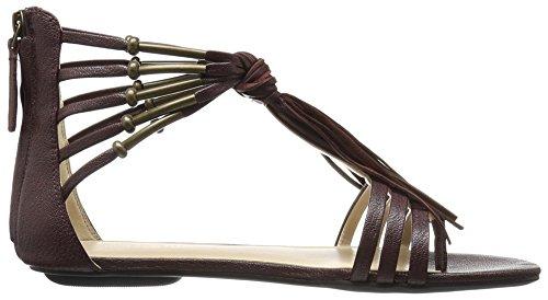 West Nine Gladiator Wine Sandal Emberly Women Synthetic dTPxTn