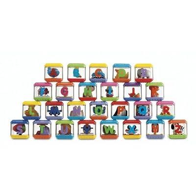 Alphabet Blocks: Toys & Games