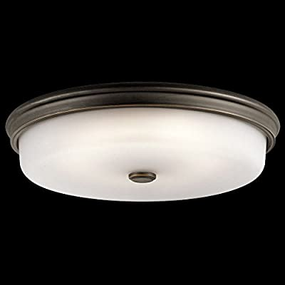 Kichler 43876OZLED Close To Ceiling Light Fixture