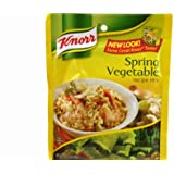 Knorr Spring Vegetable Recipe Mix (Pack of 3) .9 oz Packets